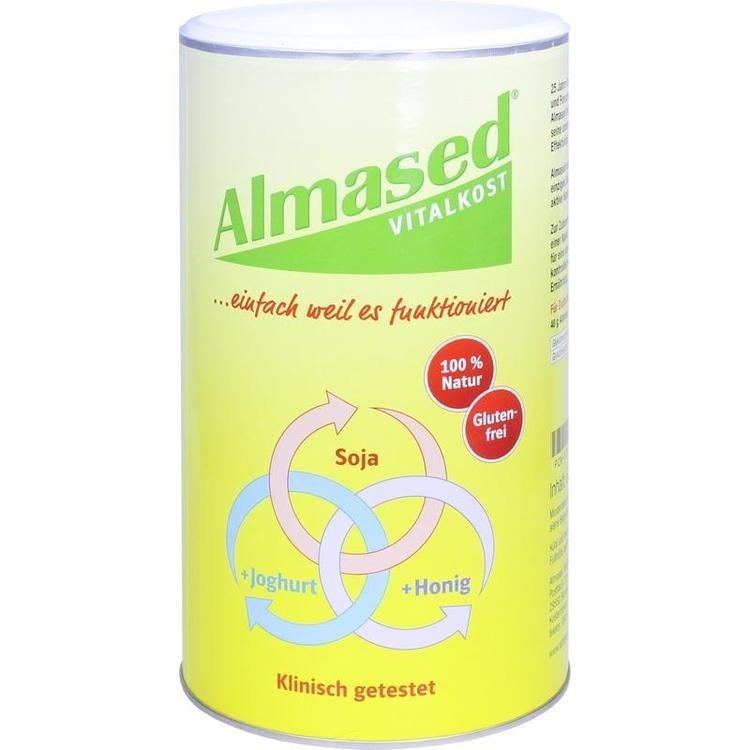 ALMASED (АЛМАСЕД) ПРОТЕИНОВЫЙ КОКТЕЙЛЬ, 500 ГР