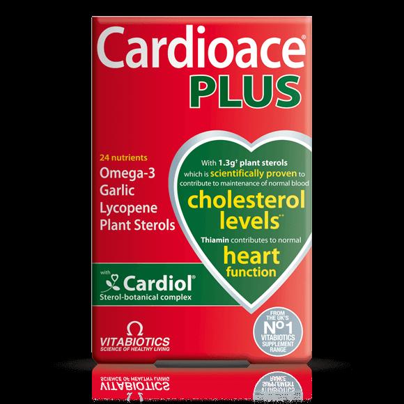 Cardioace Plus