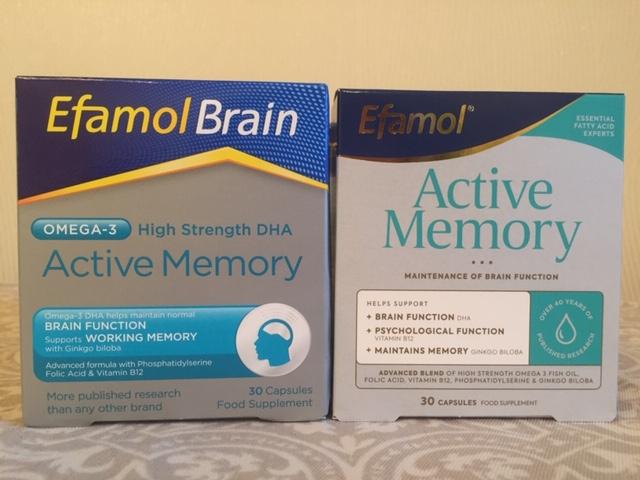 EFAMOL BRAIN ACTIVE MEMORY