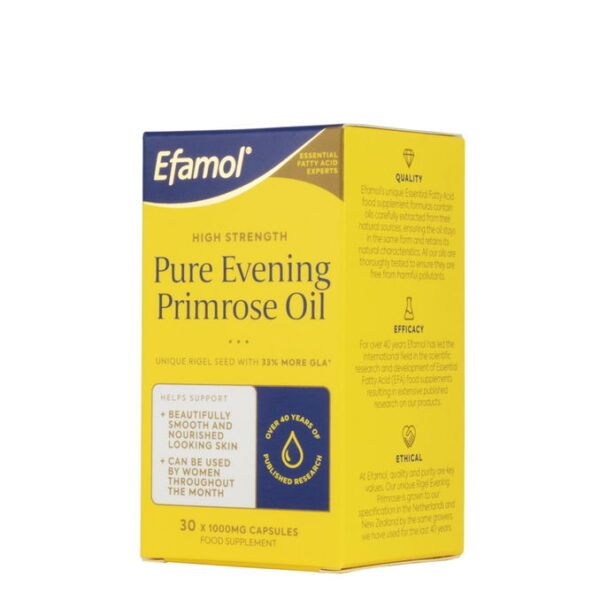 Efamol Woman Pure Evening Primrose Oil 1000 mg 1