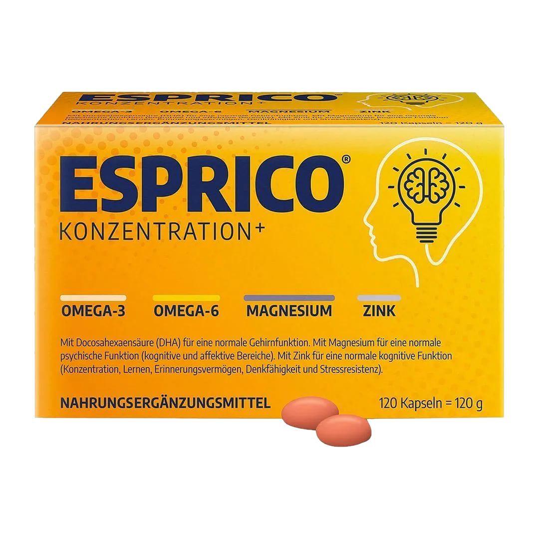 ESPRICO (ЭСПРИКО) 120 капсул