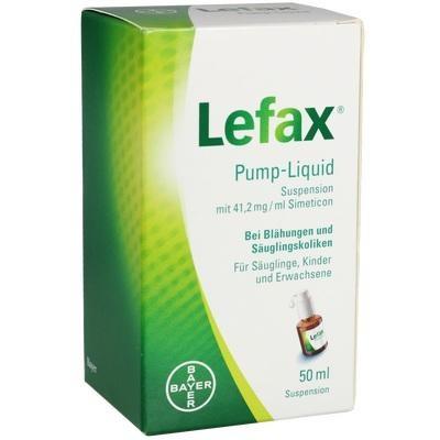 Lefax PUMP-LIQUID