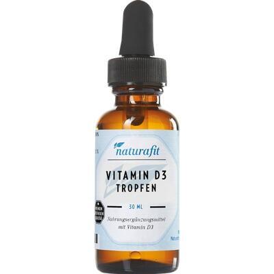 NATURAFIT Vitamin D3 800 МЕ