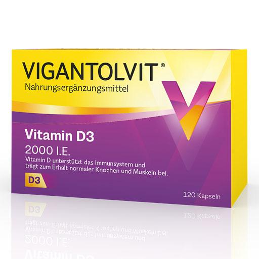 VIGANTOLVIT 2000 I.E.
