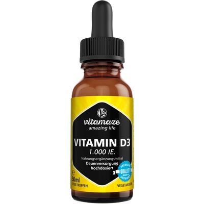 VITAMIN D3 TROPFEN 1000
